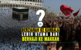 Berziarah ke Karbala Lebih Utama dari Berhaji ke Makkah?