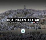Doa Malam Arafah