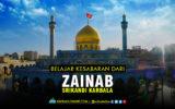 Belajar Kesabaran dari Zainab Srikandi Karbala