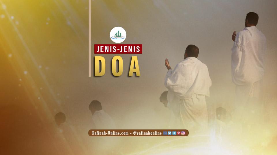 Jenis-Jenis Doa