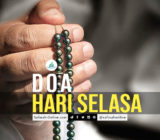 Doa Hari Selasa
