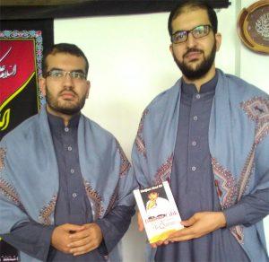 Dua bersaudara Hafuzh Al WQuran: Muntazhar dan Muhamad Baqir