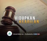 Hidupkan Keadilan