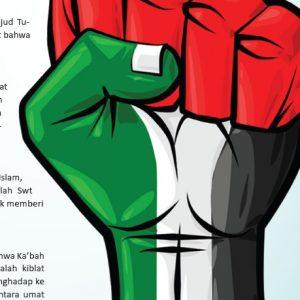 Solidaritas Palestina, Salah Satu Pilar Persatuan Islam