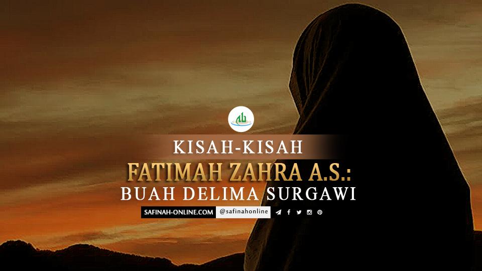 Kisah-kisah Fatimah Zahra a.s.: Buah Delima Surgawi
