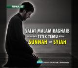 Salat Malam Raghaib: Salah Satu Titik Temu Ritual Sunnah dan Syiah