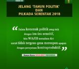 Suara DS Jelang 'Tahun Politik' dan Pilkada Serentak 2018 (I)