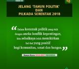 Suara DS Jelang 'Tahun Politik' dan Pilkada Serentak 2018 (IV)