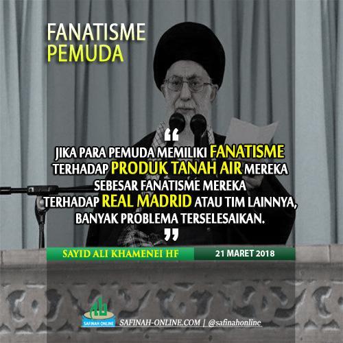 Sayid Ali Khamenei: Tanah Air atau Real Madrid