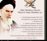 Adab Membaca Al-Quran Menurut Imam Khomeini q.s