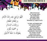 Doa Ramadan Hari Ke-8