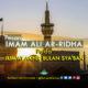 Pesan Imam Ali ar-Ridha pada Jum'at Akhir Bulan Sya'ban
