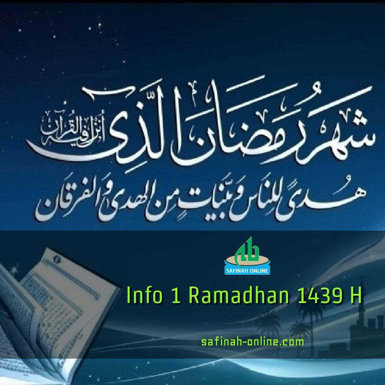 Ramadhan  Jatuh  Pada  Tanggal