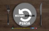 Restart dengan Puasa