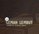 SafinahQuote: Lemah Lembut