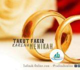 SafinahQuote: Takut Fakir Karena Menikah