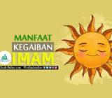 SafinahQuote: Manfaat Keghaiban Imam