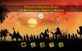 Infografis: Perjalanan Kafilah Al-Husain dari Madinah Hingga Kembali ke Madinah