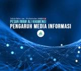Pesan Imam Ali Khamenei tentang Pengaruh Media Informasi