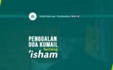 Infografis: Doa Kumail tentang 'Isham