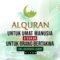 VIDEO: Alquran untuk Umat Manusia Ataukah untuk Orang Bertakwa? oleh Dr. Muhsin Labib