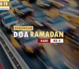 VIDEO: Renungan Doa Ramadan Hari Ke-5 oleh Ustaz Abdullah Beik, M.A.