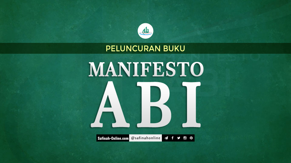 Video: Peluncuran Buku Manifesto ABI