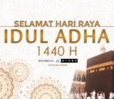 Selamat Idul Adha 1440 H