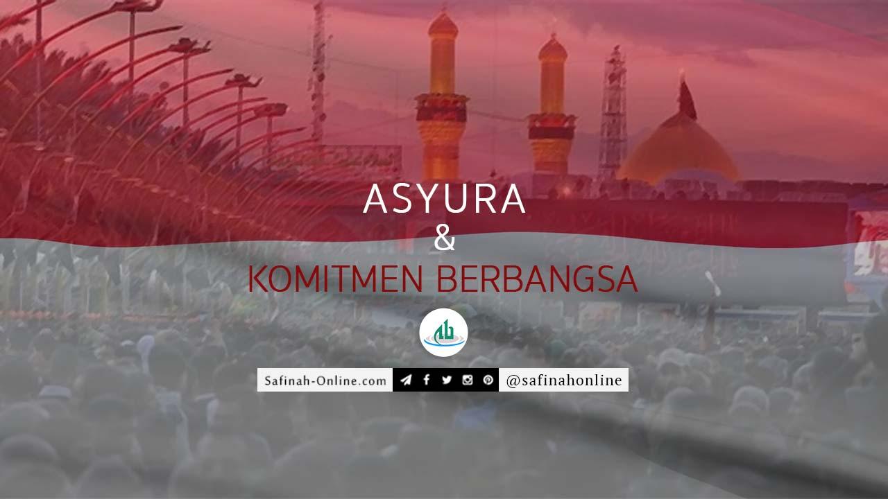 Asyura, Komitmen, Berbangsa
