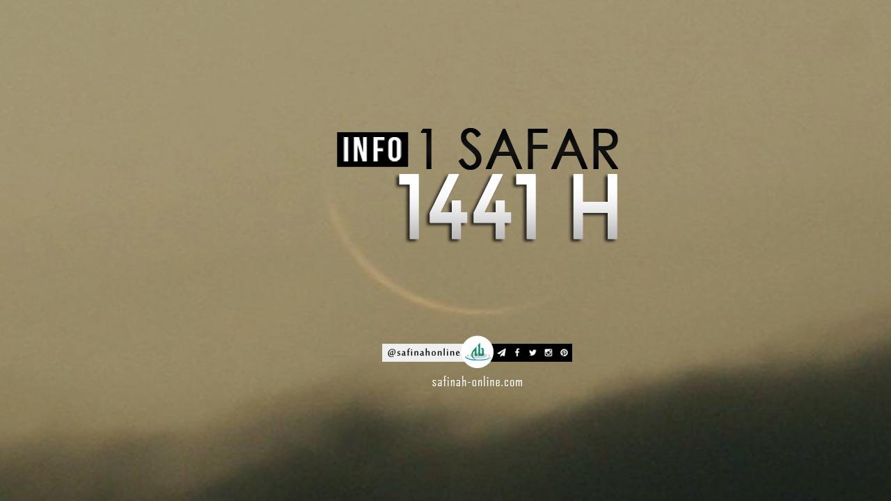 Safar, Info 1, 1441 H