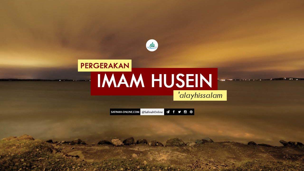 Infografis: Pergerakan Imam Husein 'alayhissalam