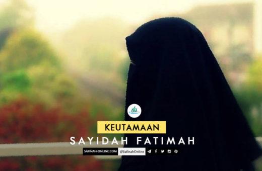 SafinahQoute: Keutamaan Sayidah Fatimah