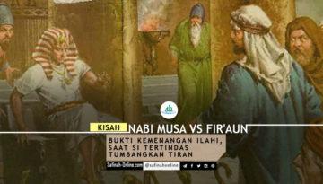 Kisah Nabi Musa vs Fir'aun: Bukti Kemenangan Ilahi, Saat si Tertindas Tumbangkan Tiran