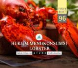 Fikih Quest 96: Hukum Mengkonsumsi Lobster