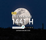 Info 1 Syakban 1441 H