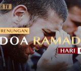 Video: Renungan Doa Ramadan Hari Ke-12 oleh Ustaz Abdullah Beik, M.A