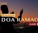 Video: Renungan Doa Ramadan Hari Ke-14 oleh Ustaz Abdullah Beik, M.A