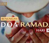 Video: Renungan Doa Ramadan Hari Ke-16 oleh Ustaz Abdullah Beik, M.A