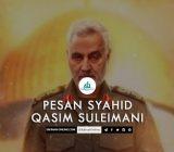 SafinahQuote: Pesan Syahid Qasim Suleimani
