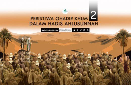 Peristiwa Ghadir Khum Dalam Hadis Ahlusunnah (2)