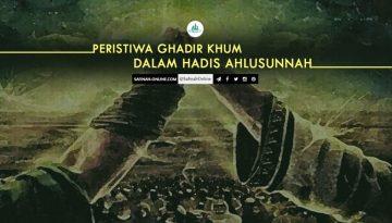 Peristiwa Ghadir Khum Dalam Hadis Ahlusunnah