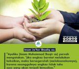 Safinah Quote: Bersegera Berbuat Kebaikan