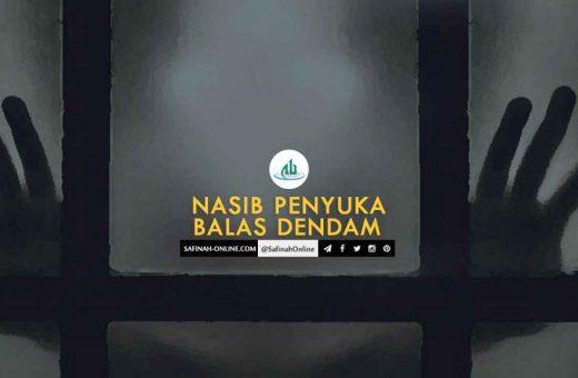 Safinah Quote: Nasib Penyuka Balas Dendam