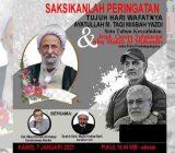 VIDEO: Peringatan 7 Hari Wafatnya Ayatullah M. Taqi Mizbah Yazdi