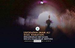 Ungkapan Imam Ali Soal Kematian: Ringankanlah Diri Kalian, Niscaya Kalian Kelak Menyusul