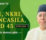 VIDEO: Ngaji Menifesto: ABI, NKRI, Pancasila, UUD 45 Episode 1