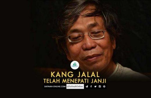 Kang Jalal Telah Menepati Janji
