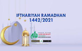 Jadwal Ifthariyah Ramadhan 1442 H 2021 M