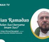 VIDEO: Bulan Ramadan bersama Imam Suci | Ustaz Ahmad Baragbah
