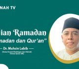 VIDEO: Kajian Ramadan: Ramadan dan Qur'an | Dr. Muhsin Labib